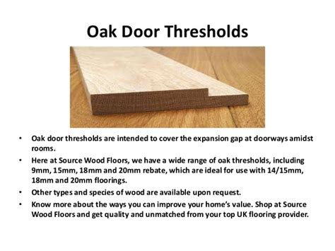 Exterior Door Threshold Types Door Threshold Types Easyclip 38x90cm Threshold Transition Cover Multi Purpose All Floor