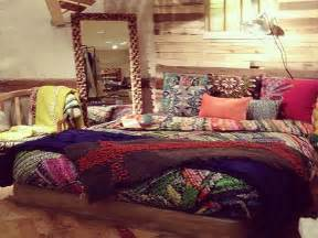 bohemian bedding design ideas bohemian chic bedding