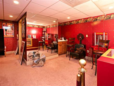 basement salon rev run s renovation before and afters from season two