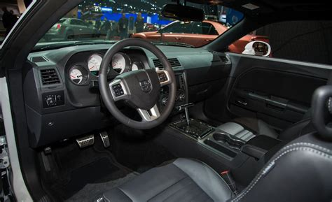 2013 Challenger Interior by Car And Driver