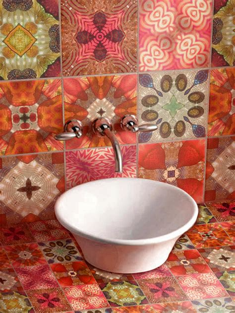 colorful tiles for bathroom bathroom tiles for every budget and design style hgtv