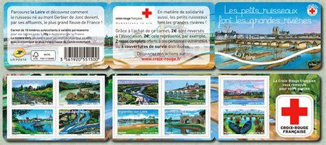 timbre 2013 les petits bonheurs 171 les petits ruisseaux font les grandes rivi 232 res 187 la loire carnet croix timbre de 2013