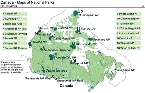 canadian national parks map canada national parks map www imgkid the image kid