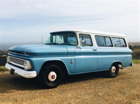 1963 c10 chevy suburban for sale photos technical