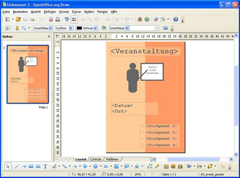 openoffice newspaper template openoffice vorlagen professional template pack ii