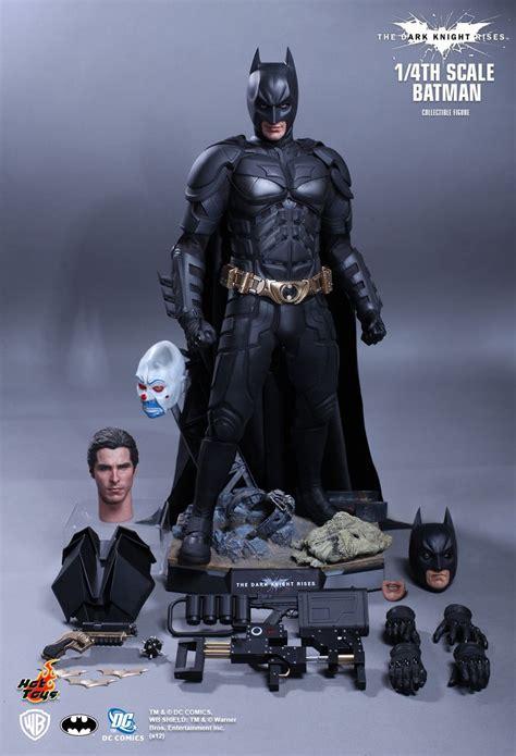 Figure Batman Set 4 toys tdkr 1 4th scale batman qs001 reveal specs