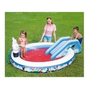 Kolam Perosotan Disney Club House Bestway Kolam Bestway jual beli kolam renang anak perosotan disney club house