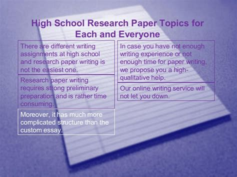 research paper topics for high school research paper topics for high schoolers pgbari x fc2