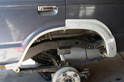 Toyota Repair Panels Rear Wheel Arch Repair Panels Rust Repair Ih8mud Forum