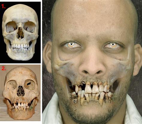 tutorial photoshop skull face مدينة عالم ديزاين 04 12 13