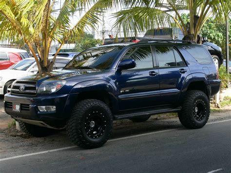 Toyota 4runner Tires 2005 Toyota 4runner Tire Size