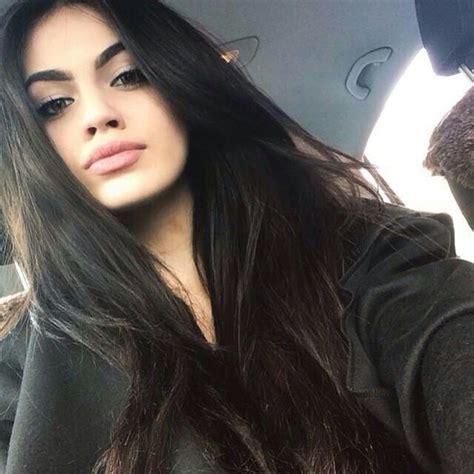 dark haired women beauty black hair girl icon beautiful image 3093946