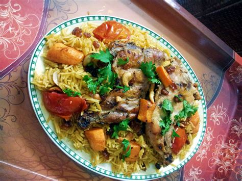 recipe of dish recipe the national dish of bahrain machboos