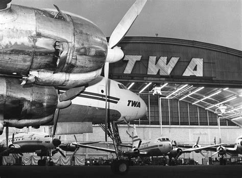 twa lockheed constellation trans world airlines all things twa world