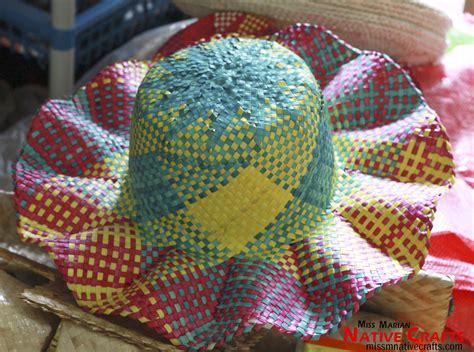 Home Design Philippines Native Style Umbrella Buri Colored Hat From Philippines Supplier