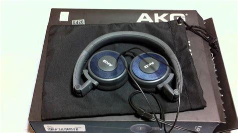 Headphone Akg K420 mini headphone akg k420