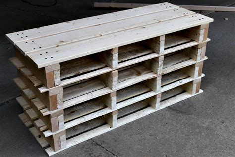 how to make a shoe storage bench awesome shoe storage bench made from pallets