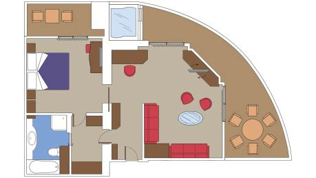 Mini Apartment by Msc Meraviglia Navire De Croisi 232 Re Flotte Msc Croisi 232 Res