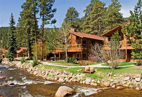 river cabin colorado cabins cabin vacations colorado