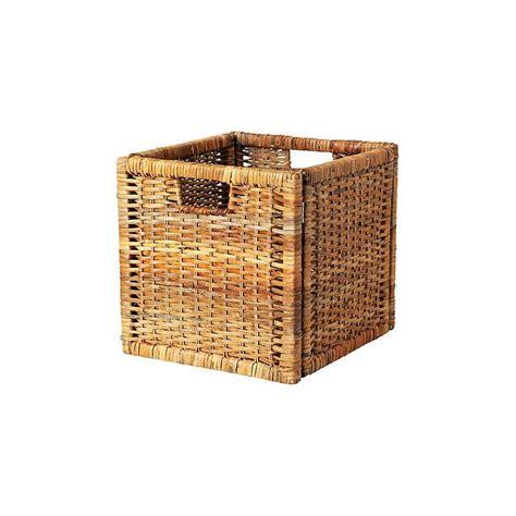 Ikea Kallax Korb ikea aufbewahrungsbox korb bran 196 s f 252 r kallax und expedit