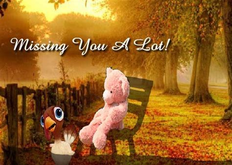 Missing You A Lot! Free Miss You eCards, Greeting Cards