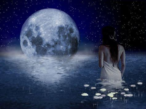imagenes romanticas oscuras eternamente luna poemas y poetas