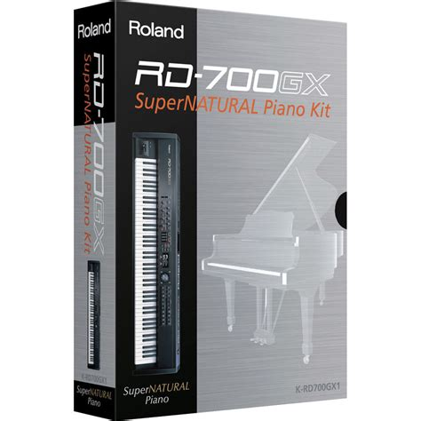 Keyboard Roland Rd 700gx roland k rd700gx1 rd 700gx supernatural piano kit