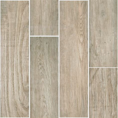 vivaldi 6 quot x 24 quot glazed porcelain tile in winter