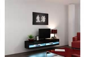 Mural Wall Hanging meuble tv design suspendu larmo new chloe design