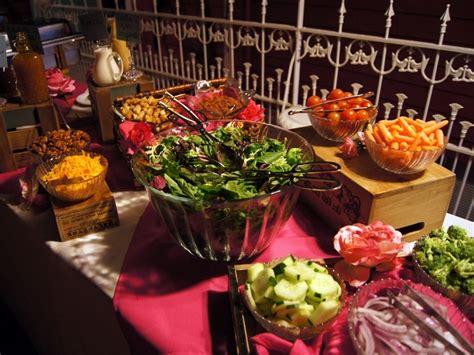 27 best images about salad buffet on pinterest