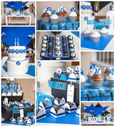 Blue And White  Ee  Party Ee   De R Teen  Ee  Party Ee   De R For  Ee  Boy Ee   Bar