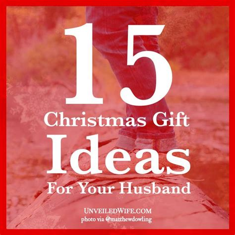 25 unique christmas gift ideas for your husband seasons