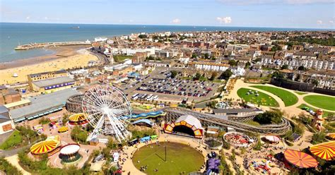theme park kent 2018 dreamland in margate is to exit administration after