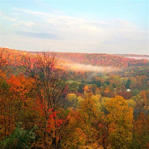 fall foliage peak flickr photo