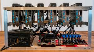 how to build a gpu mining rig to mine monero ether zcash and other cryptocurrenices with windows 64 bit os mining cryptocurrencies with windows 7 8 8 1 and 10 books 6 gpu ethereum mining rig hardware build guide coin
