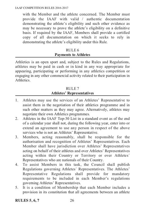 27 best 2016 2017 exponent rules images on pinterest iaaf competition rules 2016 2017 in force from 1 november