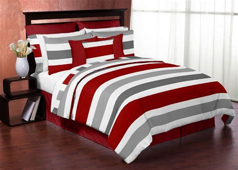grey and red comforter 10 best ideas about grey red bedrooms on pinterest red