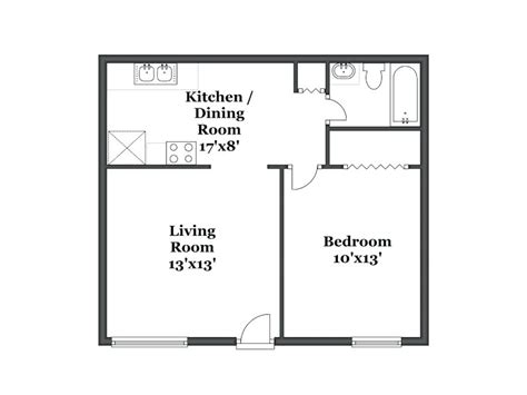 simple one bedroom house plans simple 1 bedroom house plans www pixshark images galleries with a bite