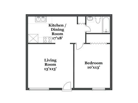 1 bedroom house floor plans simple 1 bedroom house plans www pixshark images