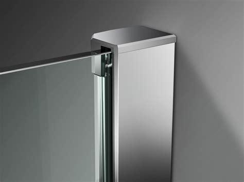 vetri per doccia su misura box doccia angolare su misura in vetro temperato sintesi