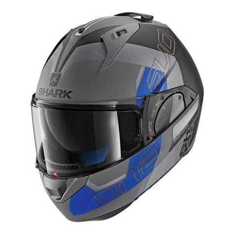 Shark Evo One Modular Helmet shark evo one 2 slasher helmet revzilla