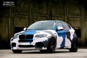 Bmw X6 M Horsepower Official 700hp Bmw X6 M Stealth By Inside Performance