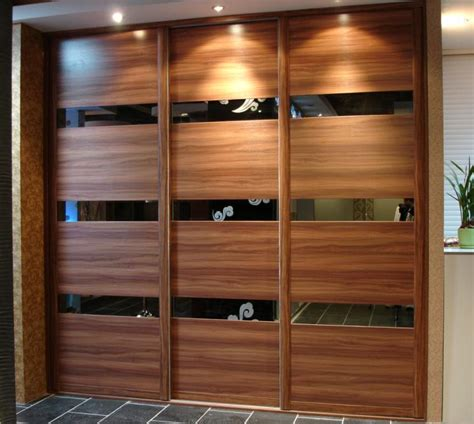 Sliding Closet Doors Wood Sliding Door Design Amazing Home Design And Interior