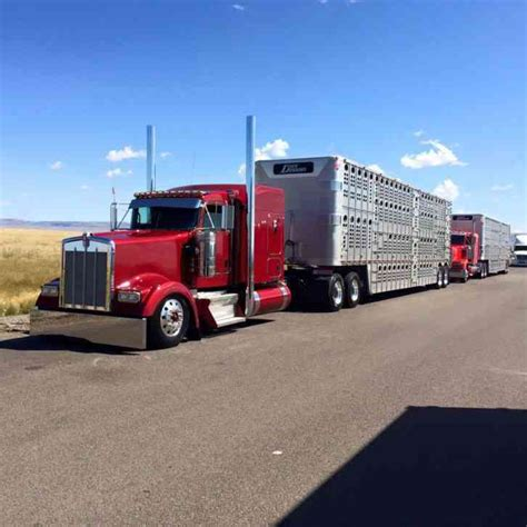 w900l kenworth w900l 2016 sleeper semi trucks
