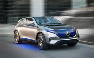 All Electric Mercedes All Electric Mercedes Eq To Go On Sale By 2020