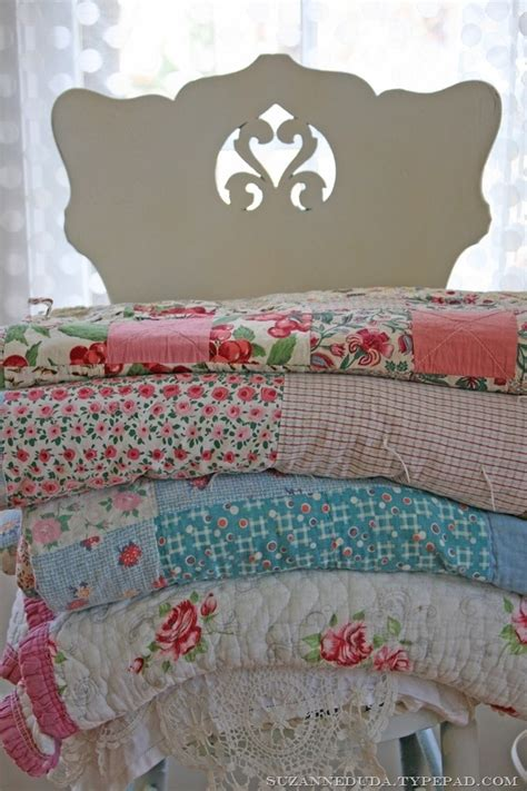 shabby chic quilts quilts pinterest