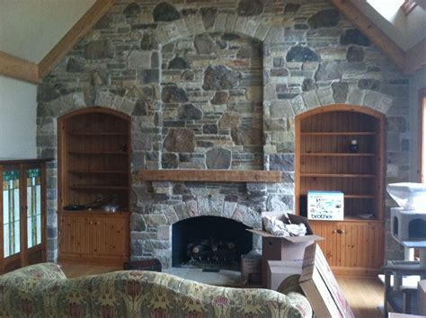 Fieldstone Fireplace Northfield Fireplace Grills Pictures