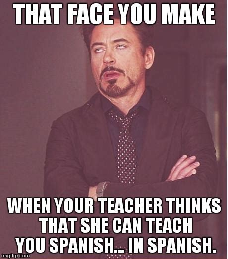 Spanish Teacher Memes - spanish teacher memes 28 images spanish teacher meme