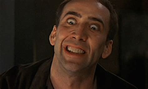 Nicolas Cage Meme Face - intensify nicolas cage know your meme
