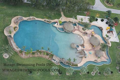 backyard flowrider pool in backyard great home design